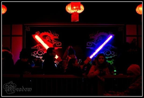 Světelné meče 1