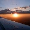 let-zapad-slunce