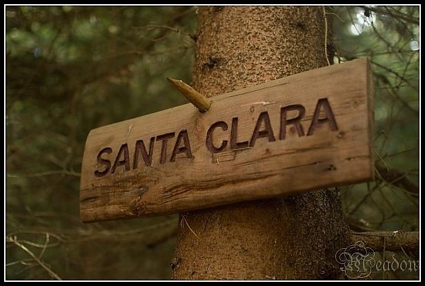 Santa Clara cedule