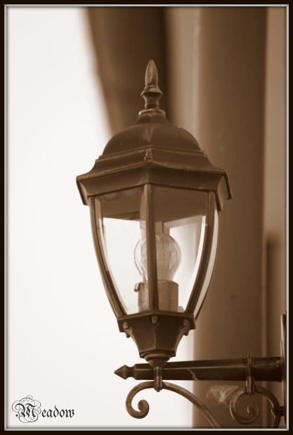 Bechynske osvetleni