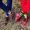 Boty a ponozky